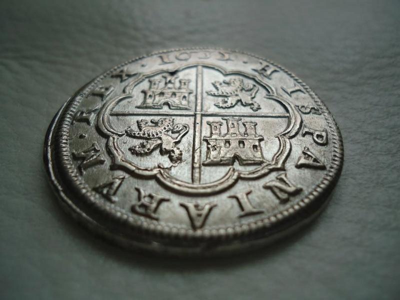 8 reales Felipe IV 1635. Segovia 24774611