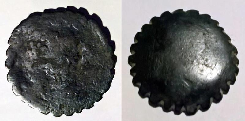 Monedas dentadas 25994711