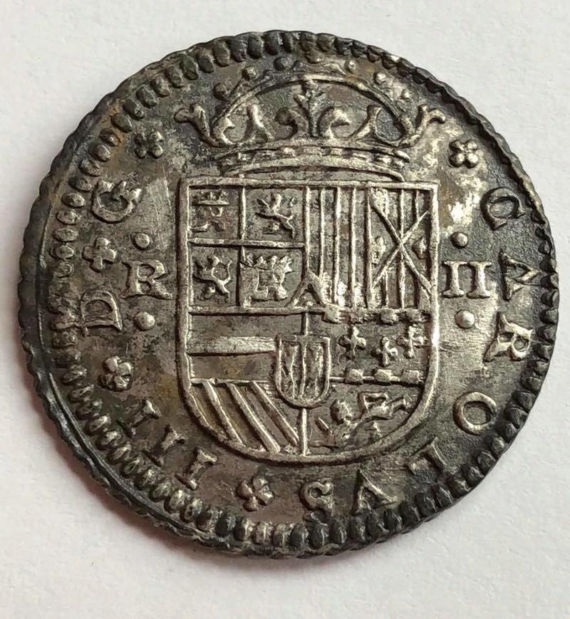 2 Reales de CARLOS III el Pretendiente 28872211