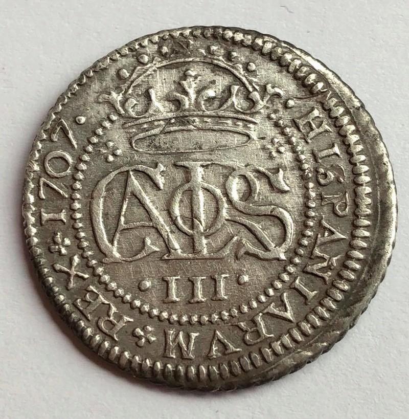 2 Reales de CARLOS III el Pretendiente 28958310