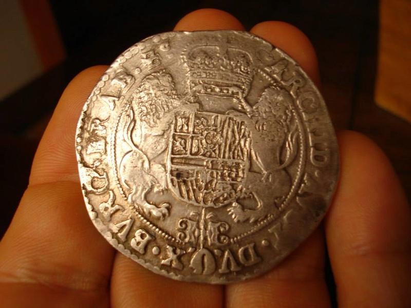 Ducatón Felipe IV 1664. Amberes 30656610