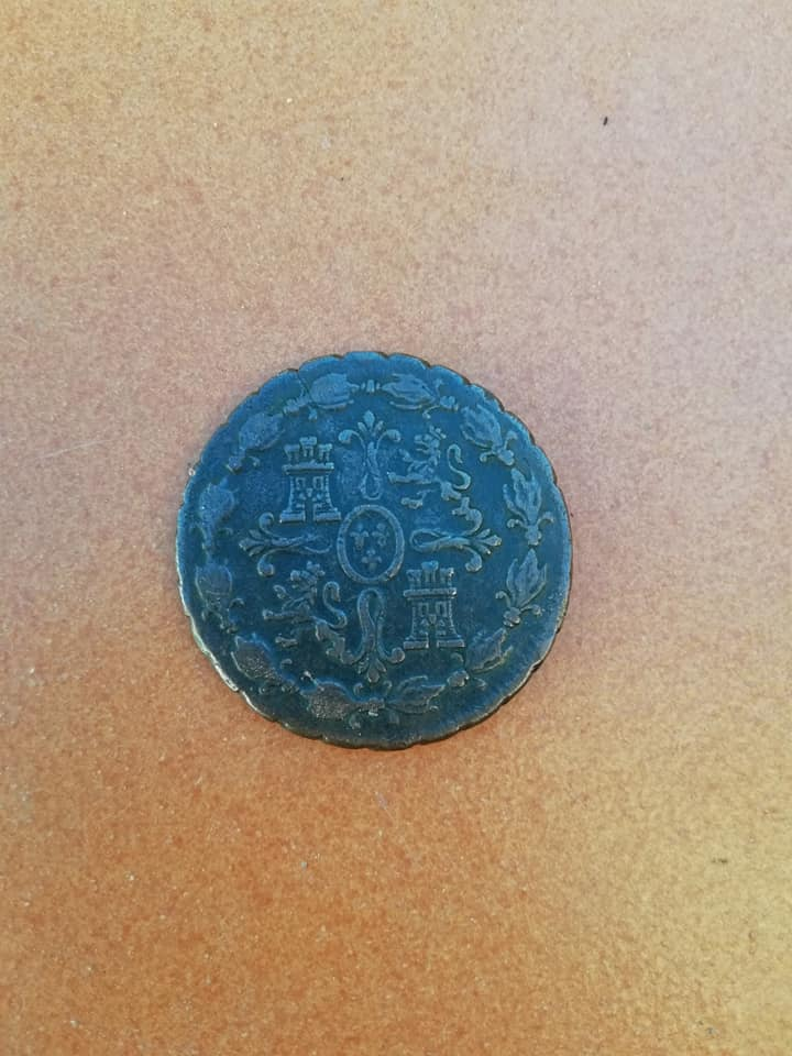 8 maravedís Carlos III 1778. Segovia 33656410