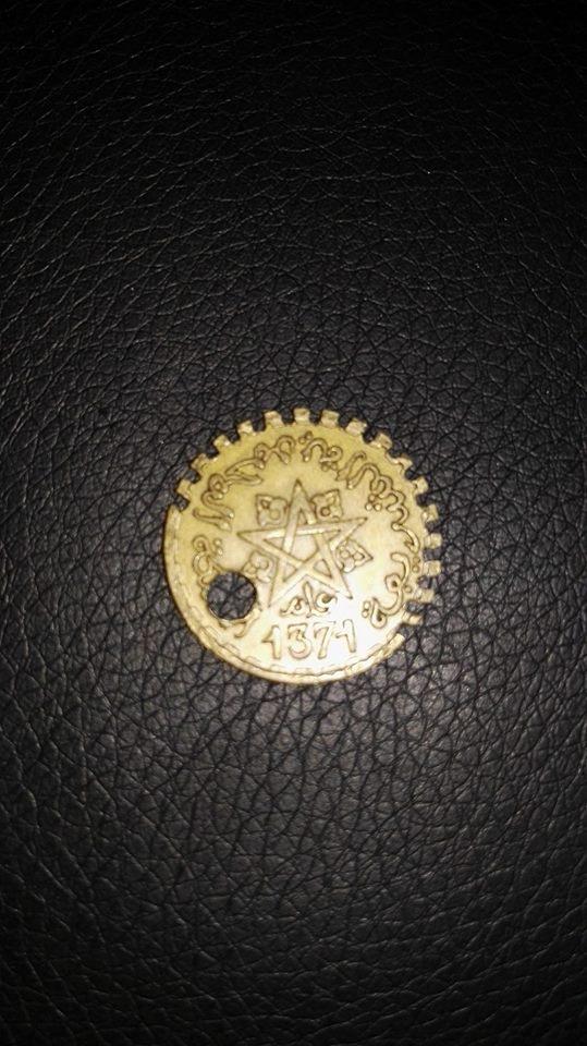 Monedas dentadas 34666110