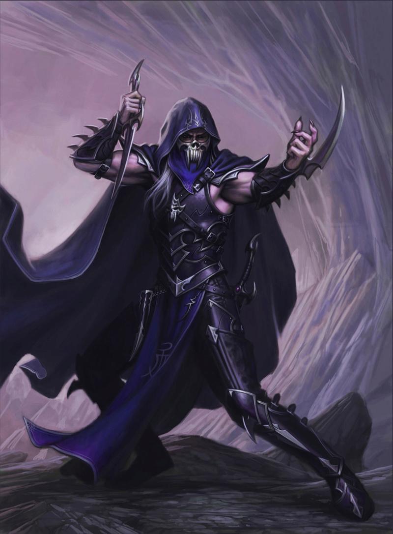 Malekith, Elfo Asesino Asesin10