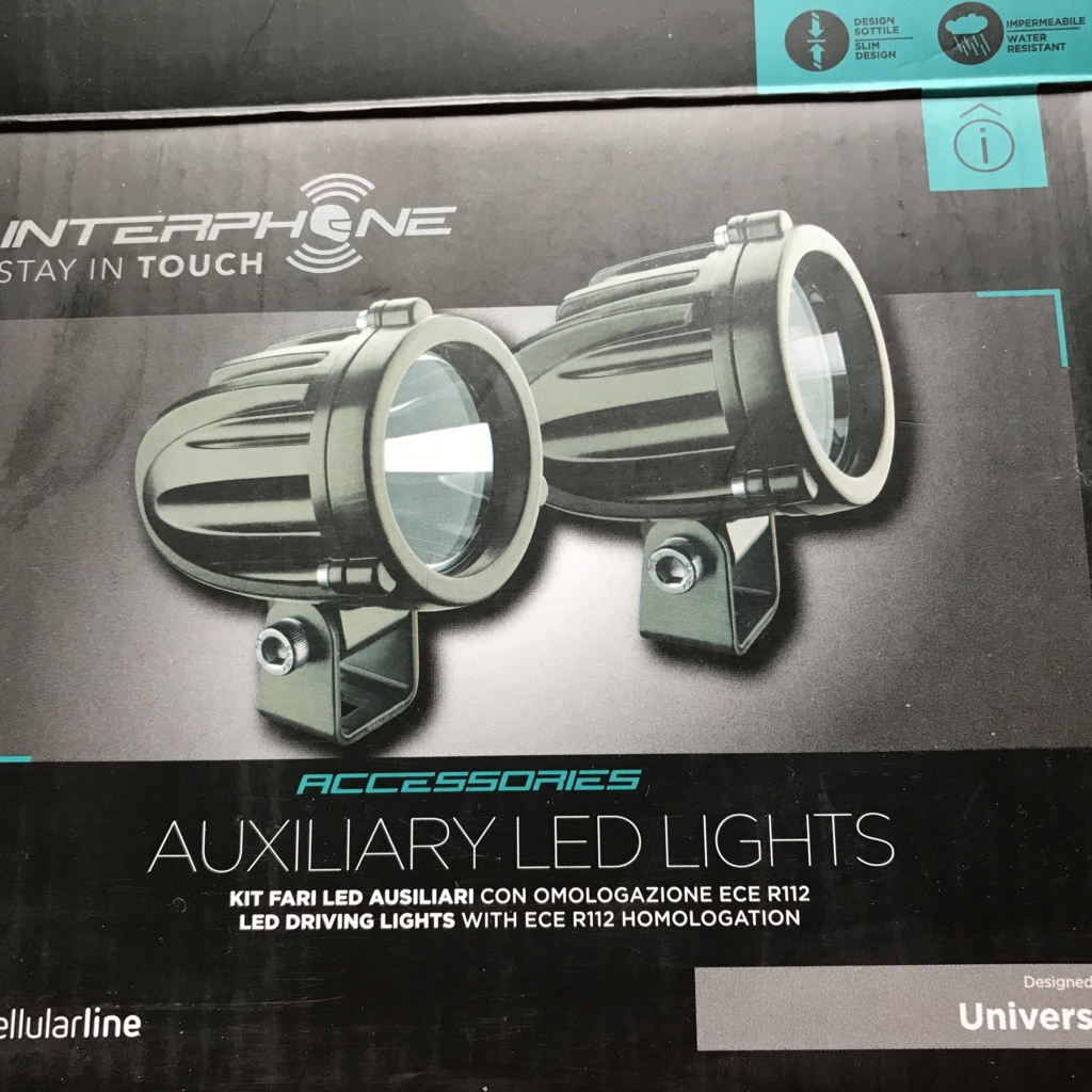 Interphone led daylights 00346d10