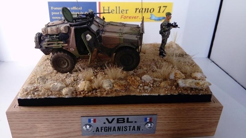 VBL en Afghanistan , 1/35 Tiger Model  Vbl_811