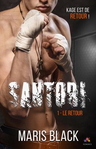 santori - Santori T1 : Le retour - Maris Black Black-10