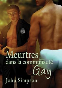 Une communauté ciblée T1 : Meurtres dans la communauté gay - John Simpson Une-co10
