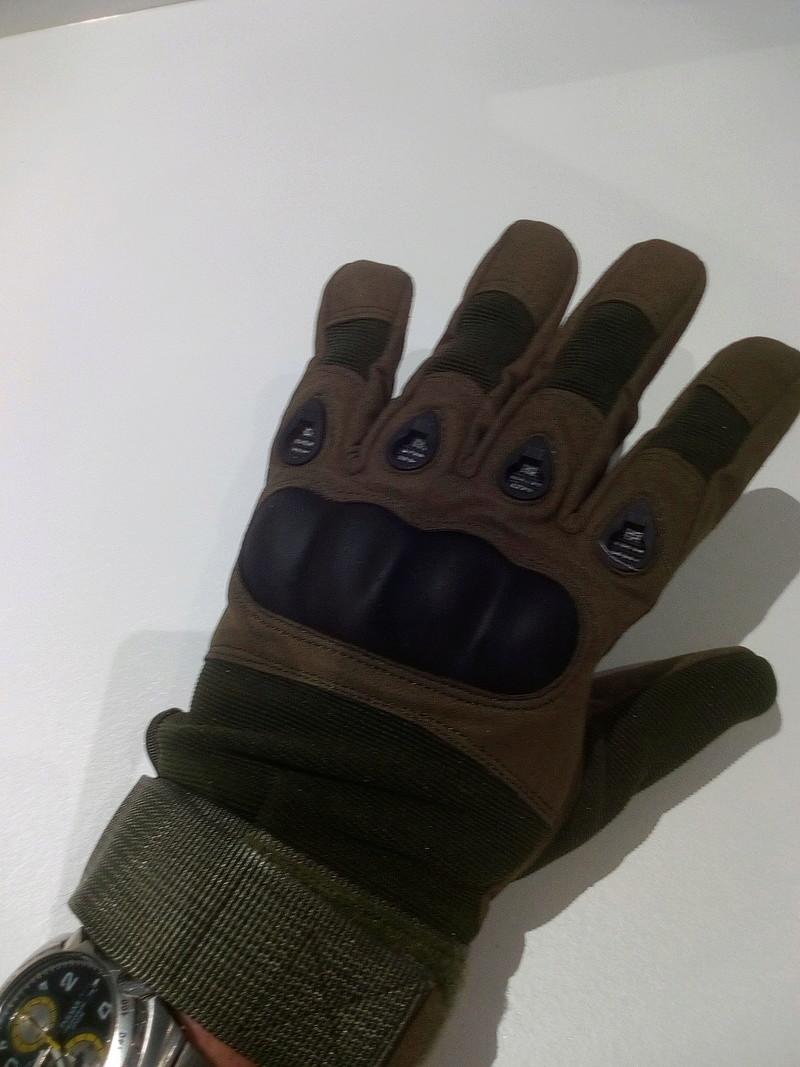 [VENDU] vends gants army green Img_2013