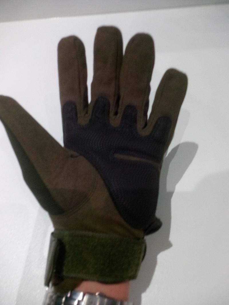 [VENDU] vends gants army green Img_2014