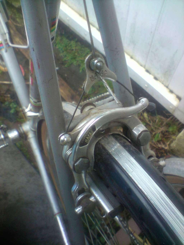 Peugeot trois tubes reynolds 531  75 a 77 identifier P0104129