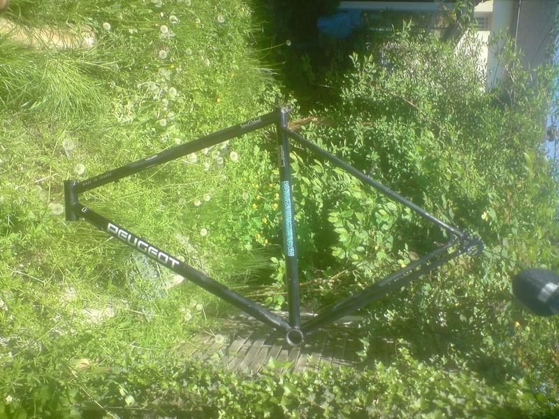 Peugeot 'free bike' FB 100 (91)  P0805114