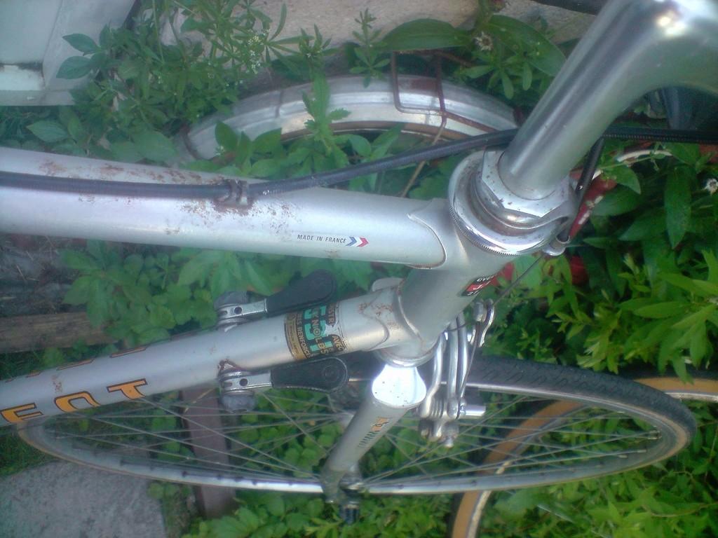 """Peugeot Reynolds 3 tubes """"competition"""", 1979_1980 Donneur d'organe P2005119"""