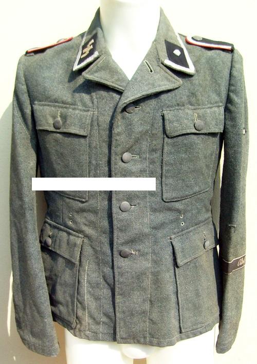 Vareuse Waffen SS 111
