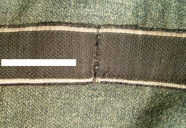 Vareuse Waffen SS 1111