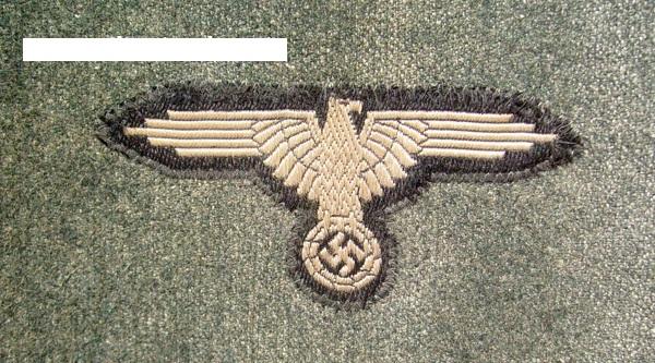Vareuse Waffen SS 1211