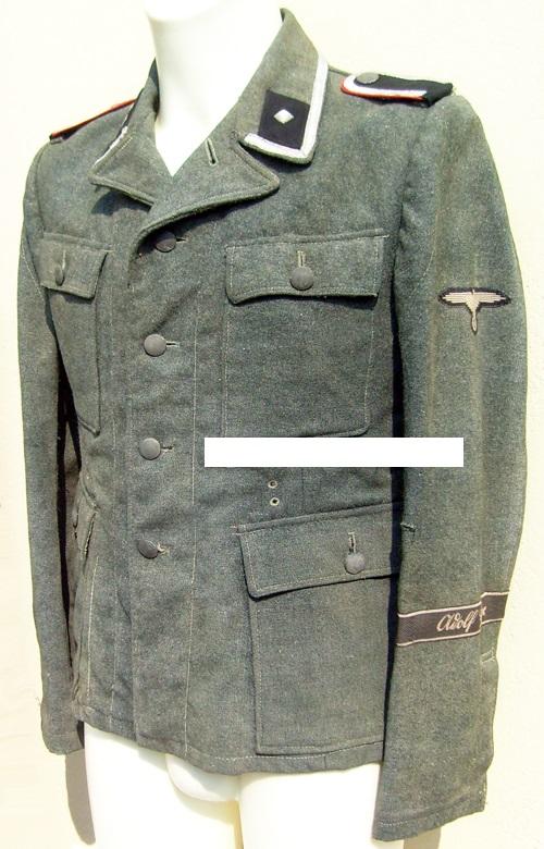 Vareuse Waffen SS 211
