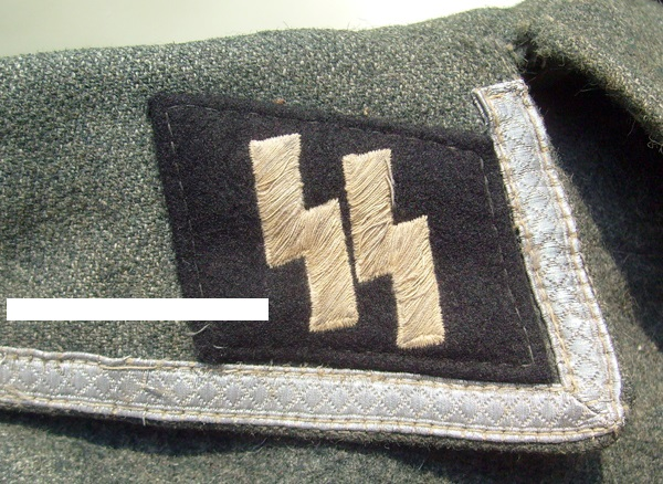 Vareuse Waffen SS 411
