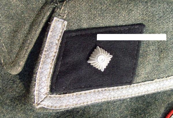 Vareuse Waffen SS 511