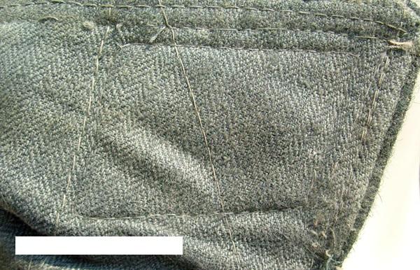 Vareuse Waffen SS 611