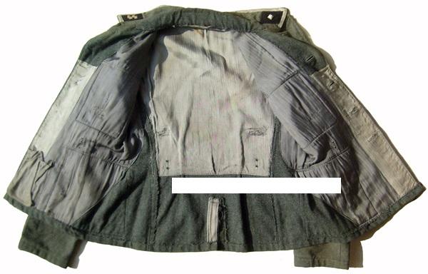 Vareuse Waffen SS 811