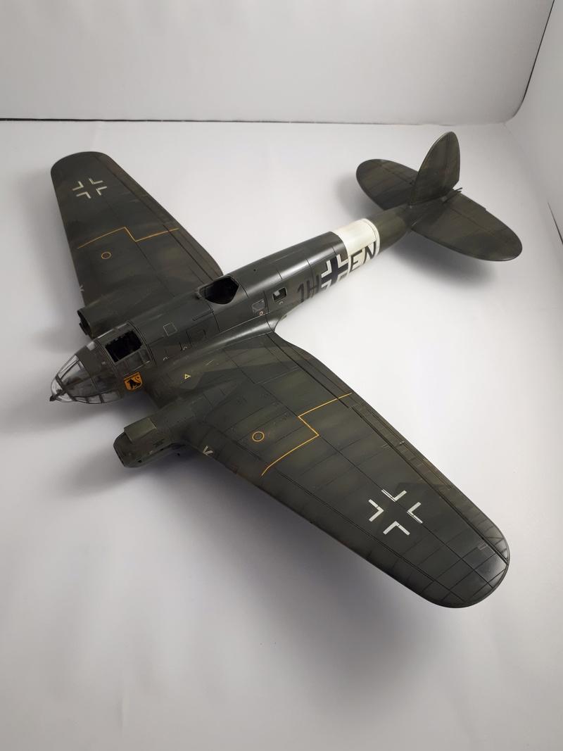 """Hasegawa 1/72---Heinkel He 111 H6 """"TORPEDO BOMBER""""   - Page 9 20180510"""