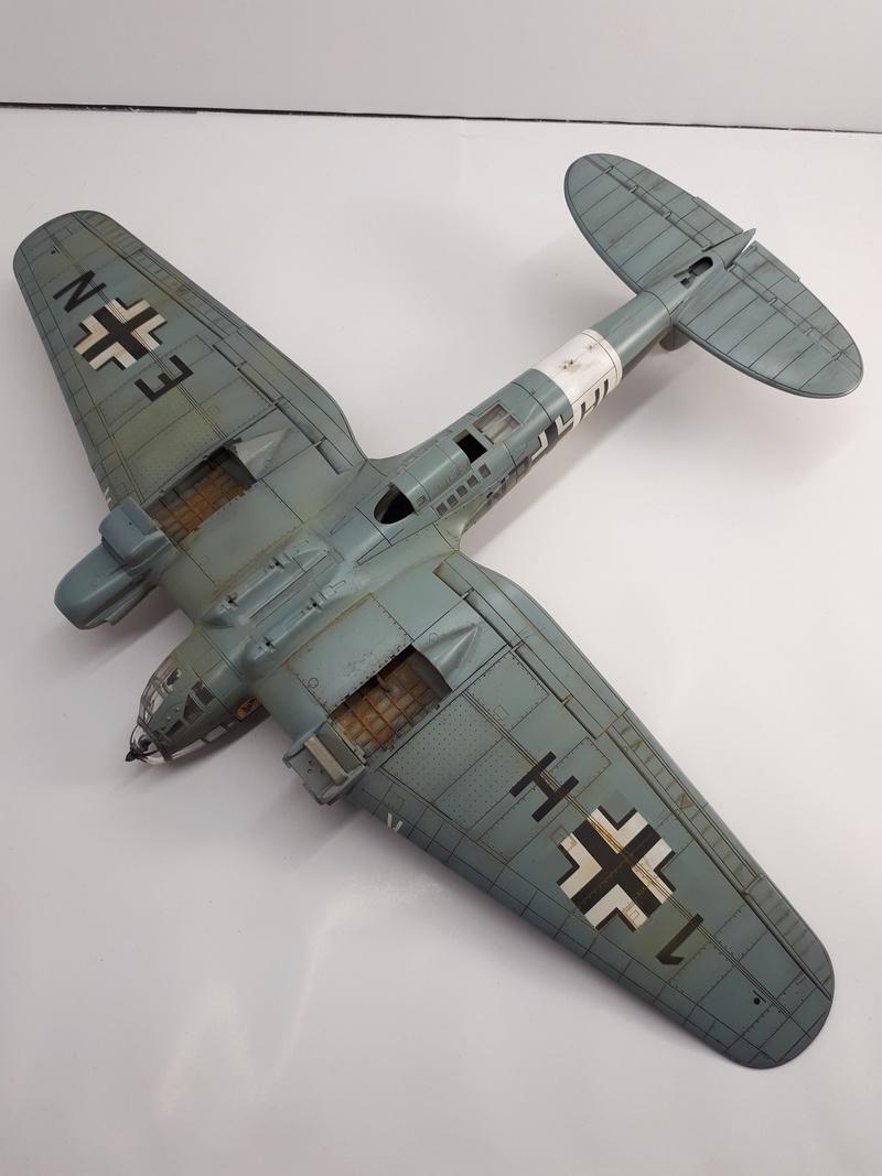 """Hasegawa 1/72---Heinkel He 111 H6 """"TORPEDO BOMBER""""   - Page 9 20180511"""