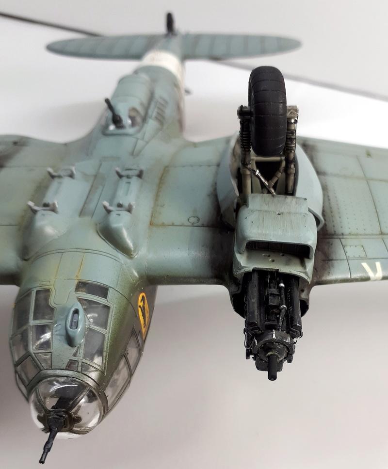 """Hasegawa 1/72---Heinkel He 111 H6 """"TORPEDO BOMBER""""   - Page 9 20180516"""