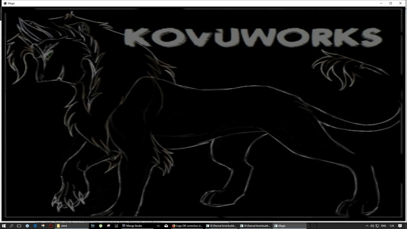 Help with Kovu Logo, please! 110