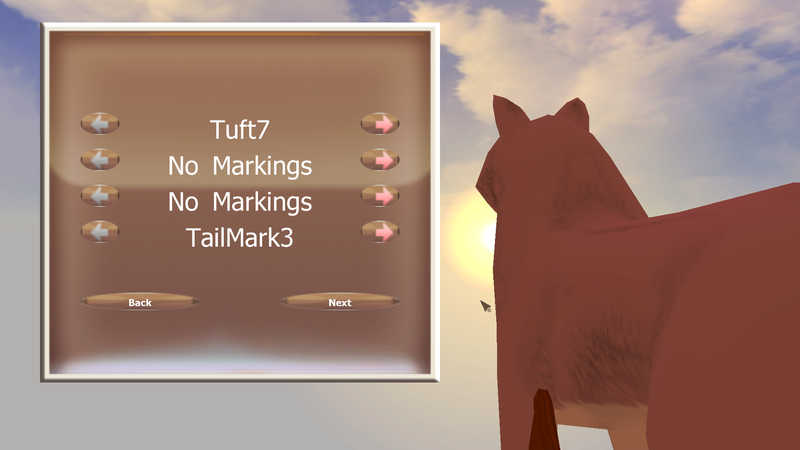 How to set Fur(bodymask and headmask) upper marks Screen10