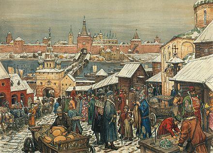 Place du marché de Novgorod. 440px-10