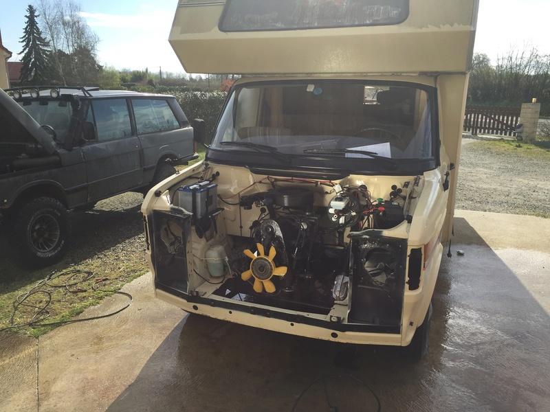 [Mk2] Ford transit mk2 1985  2l pinto  Img_3511