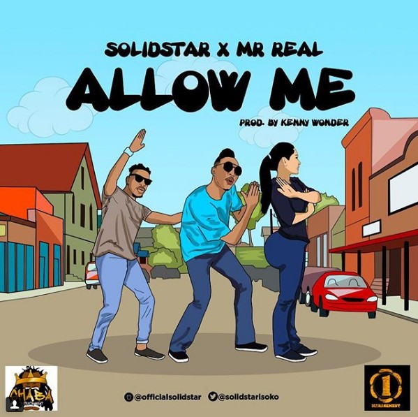 "[DownLoad Music] Solidstar – ""Allow Me"" ft. Mr Real Allow-10"