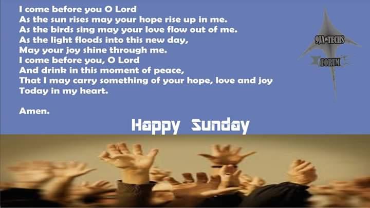 Sunday Prayer for The Forum 24th December 2017 Fb_img10