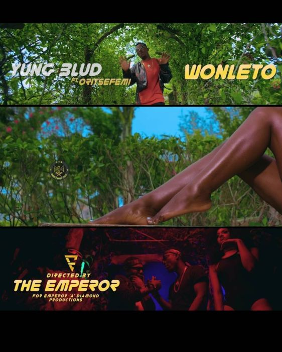 [Download Music and Video] Yung Blud Ft. Oritsefemi – Won Le To (Remix) Yung-b10