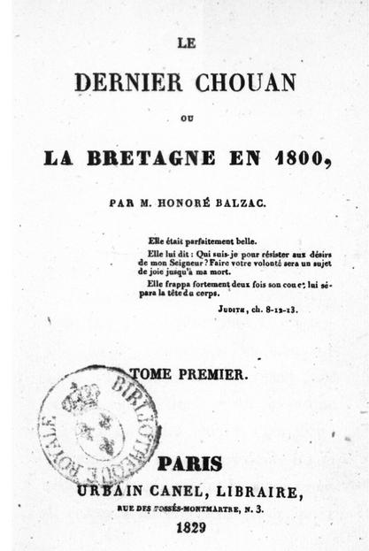 Adieu, Honoré de Balzac  1_le_d10