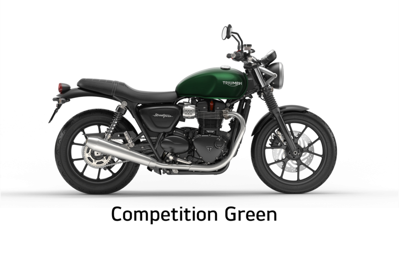United Colors Of Triumph Street Twin Compgr10