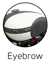 United Colors Of Triumph Street Twin - Page 2 Eyebro10