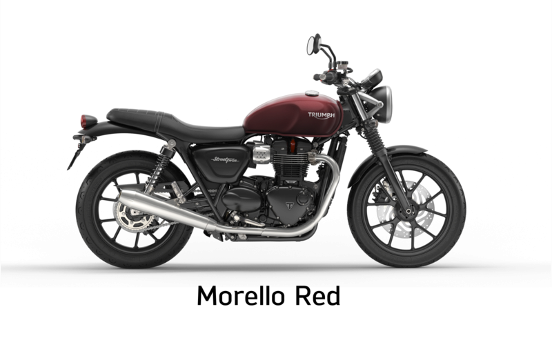 United Colors Of Triumph Street Twin Morell10
