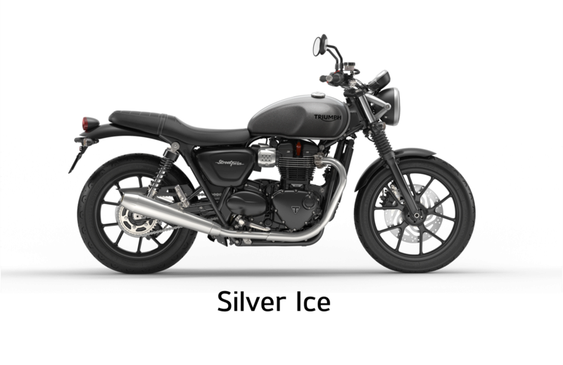 United Colors Of Triumph Street Twin Silver10