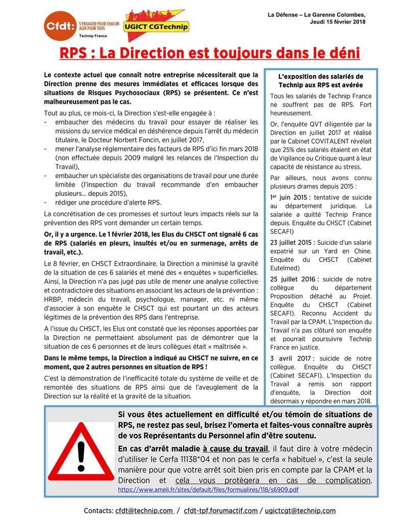 (2018-02-15) - RPS : LA DIRECTION EST TOUJOURS DANS LE DÉNI  Tract_24
