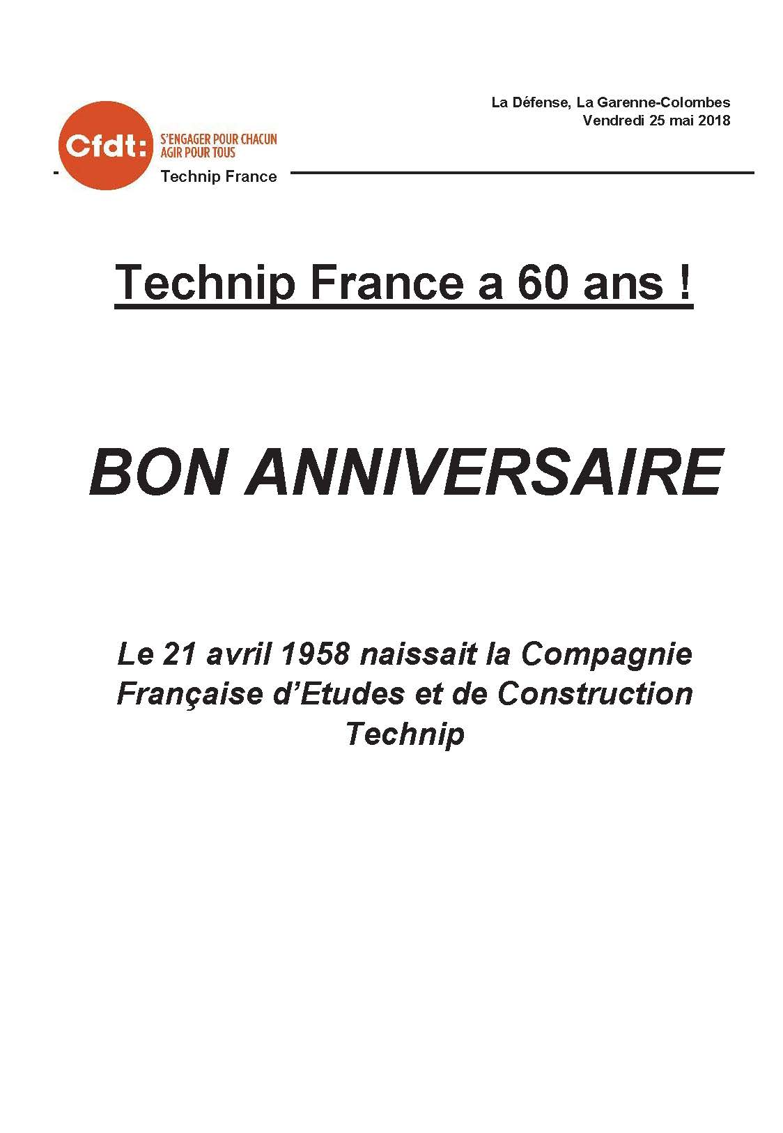 (2018-05-25) - TECHNIP FRANCE A 60 ANS ! BON ANNIVERSAIRE Tract_40