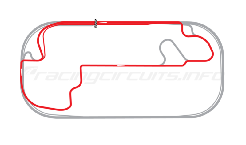 Round 4 - Indianapolis Road Course - (Completed)  Indy10