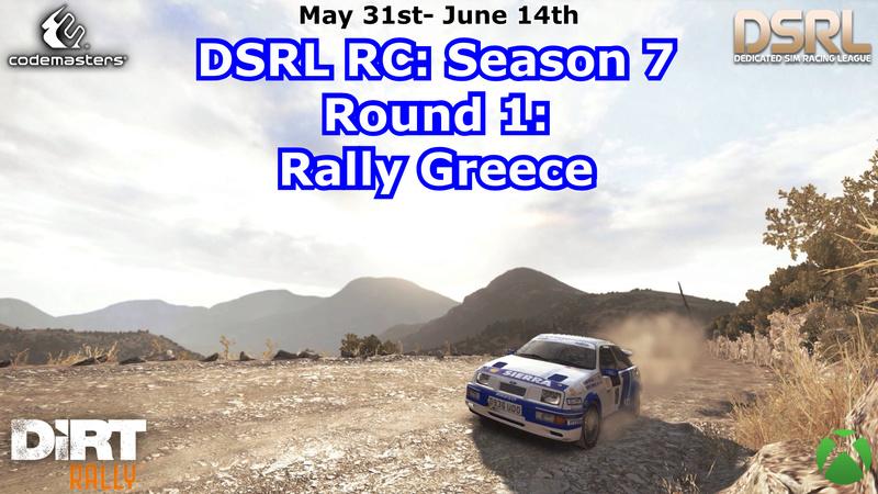 Round 1: Rally Greece  S7r112