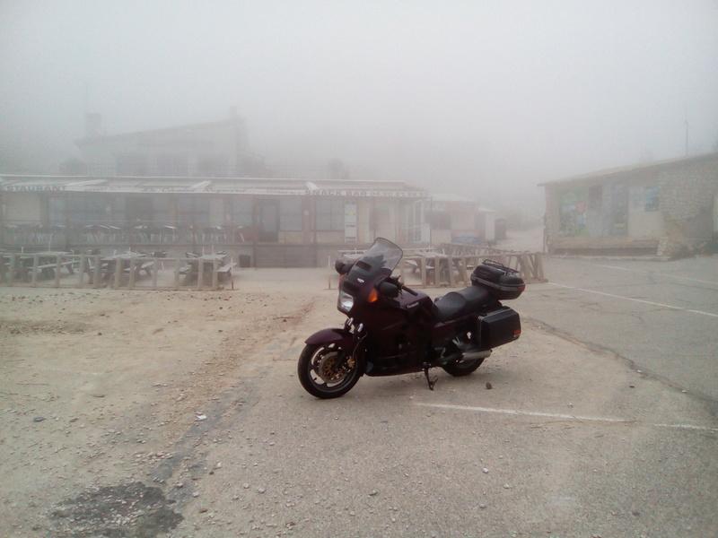 Le Mont Ventoux premiere escapade Img_2013