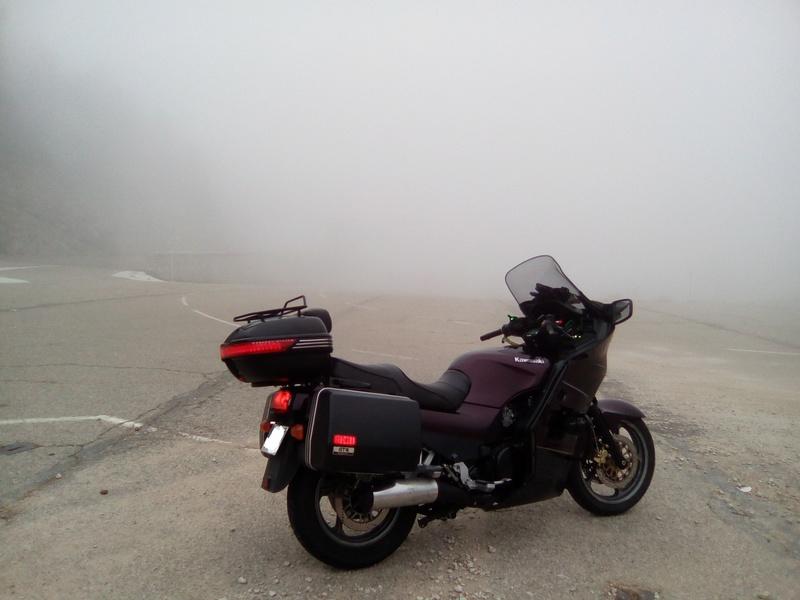 Le Mont Ventoux premiere escapade Img_2014