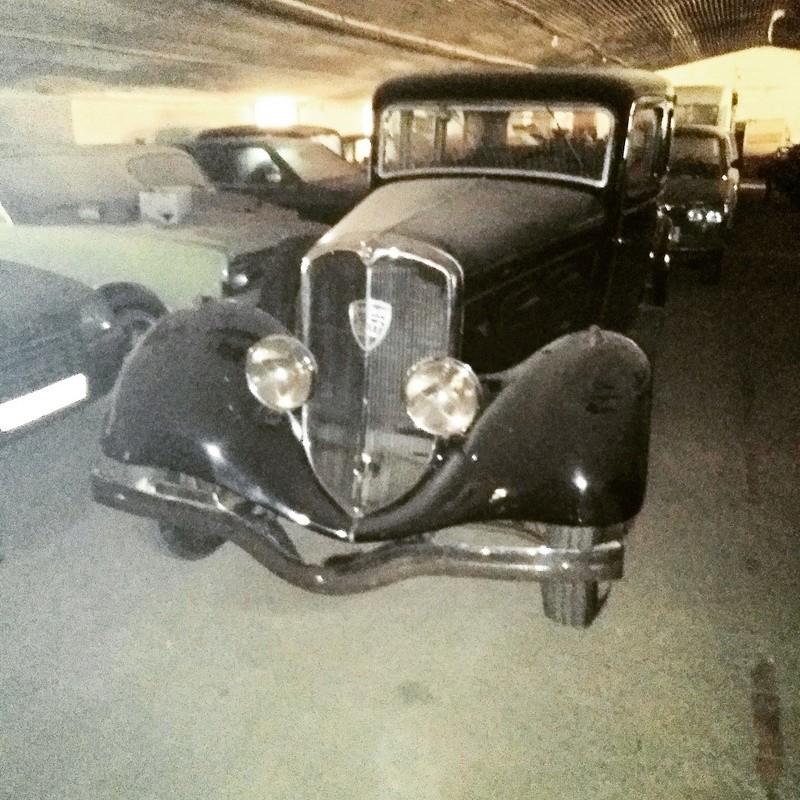 La 601 de mon oncle gran-pere Image12