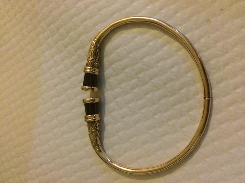 Vidéo sur la fabrication d'un bracelet ciselé Img_1610
