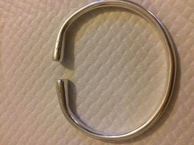 Vidéo sur la fabrication d'un bracelet ciselé Img_1612