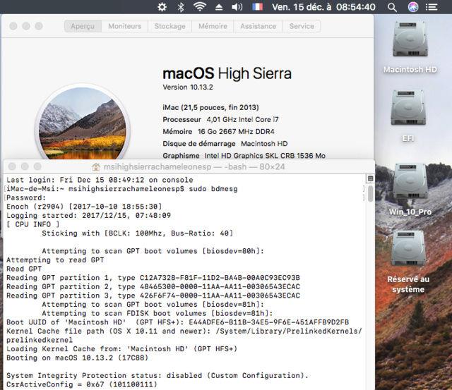 Chameleon MacOS High Sierra HD - Page 2 Captur29